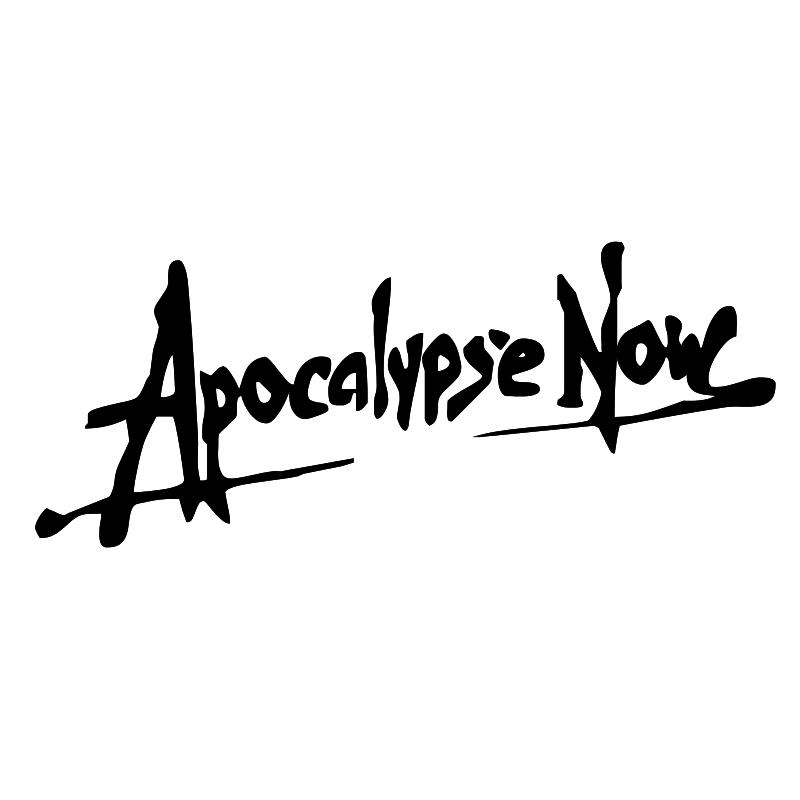 Apocalypse Now Vinyl Decal Cool Graphics Car Truck Motocicleta SUV Bumper Car Window Sticker