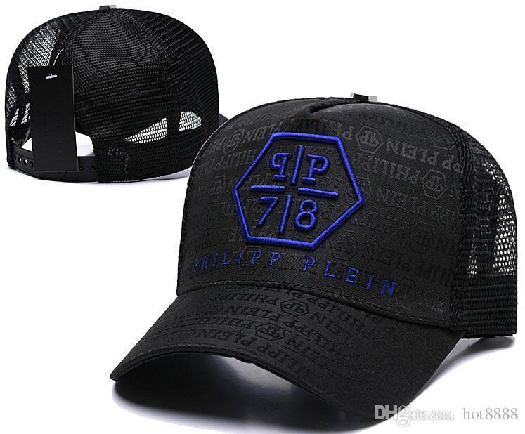 a20997a6b91 Top Quality PP Skull Cap Men Women Brand Bone Snapback Hats Germany Brand  Metal Logo Adjustable Casquettes De Baseball Caps Gorras Dad Hats Flat Caps  For ...