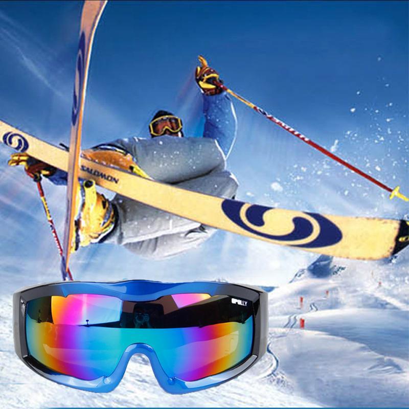 18080201aeb Snowboard Ski Goggles Windproof Gafas Snowboard Mujer Skiing Eyewear ...