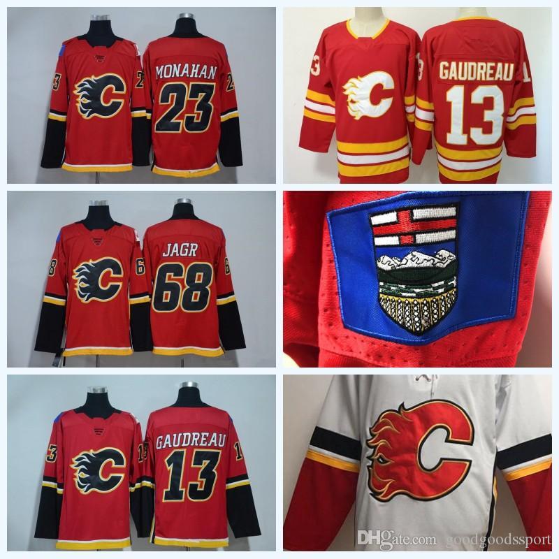 bdca30115a1 ... low price 2019 calgary flames 13 johnny gaudreau jerseys 18 james neal hockey  5 mark giordano