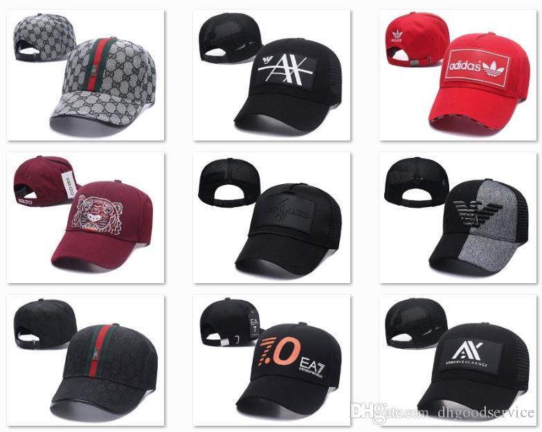 6fcf954f3010 Designer Cotton Baseball Caps Brand Headwear Stylish Baseball Hats ...