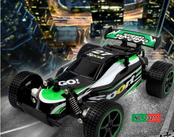 Rc Car Electric Toys Remote Control 2 .4g Shaft Drive Truck High Speed Rc Car Drift Car Rc Racing Include Battery