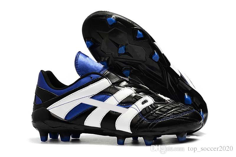 2019 2018 Latest Models World Cup Football Boots Dream Back 98 Predator  Accelerator Champagne FG IC Soccer Shoes Soccer Cleats Sneakers From  Top soccer2020 5d0e4f1ab7c