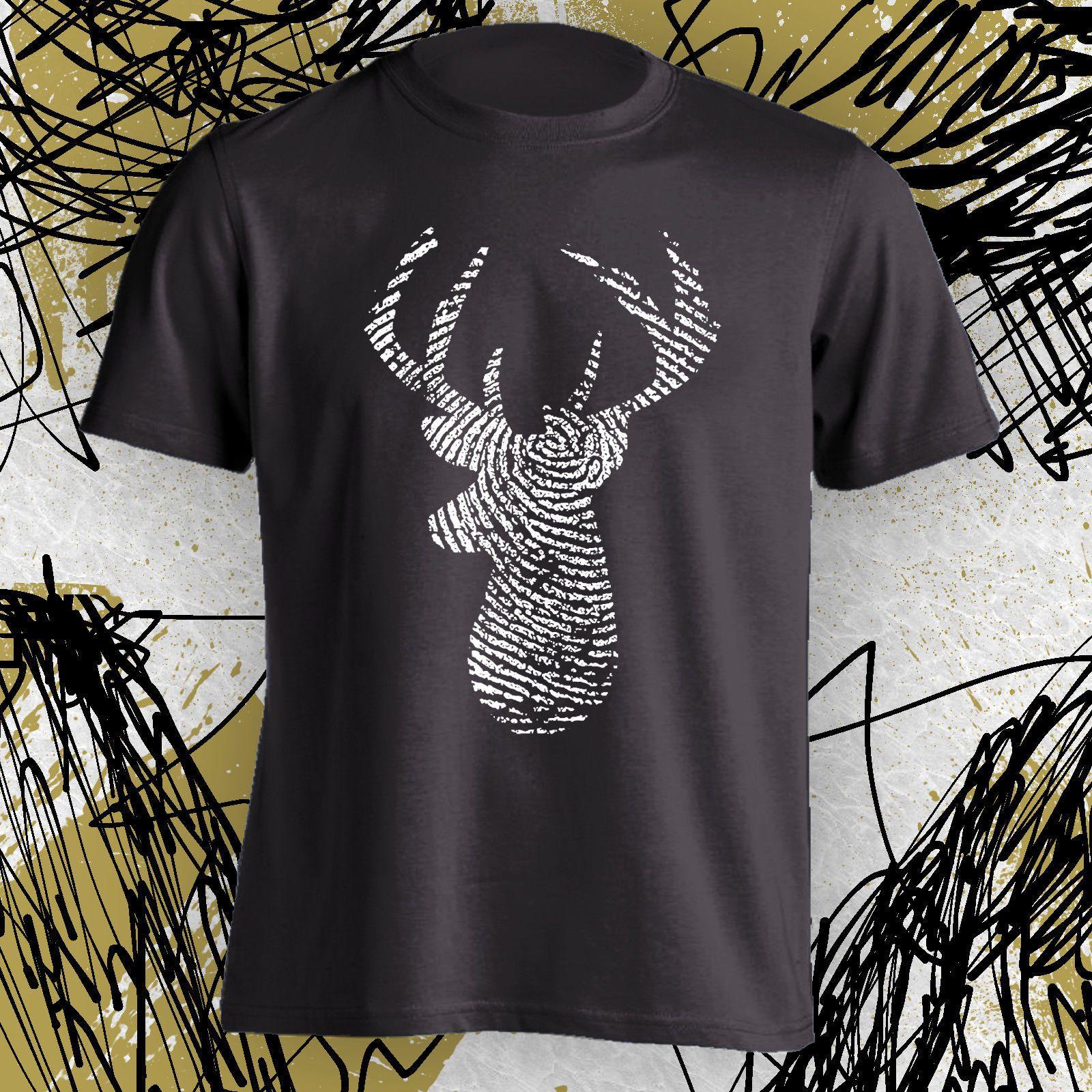 8e360bf4 Deer Hunter Shirt Buck Hunter DNA Fingerprint Hunt T Tee New S M L Xl Funny  Unisex Casual Tshirt Top Shirt Designer Customised T Shirts From  Happyjapanuk, ...