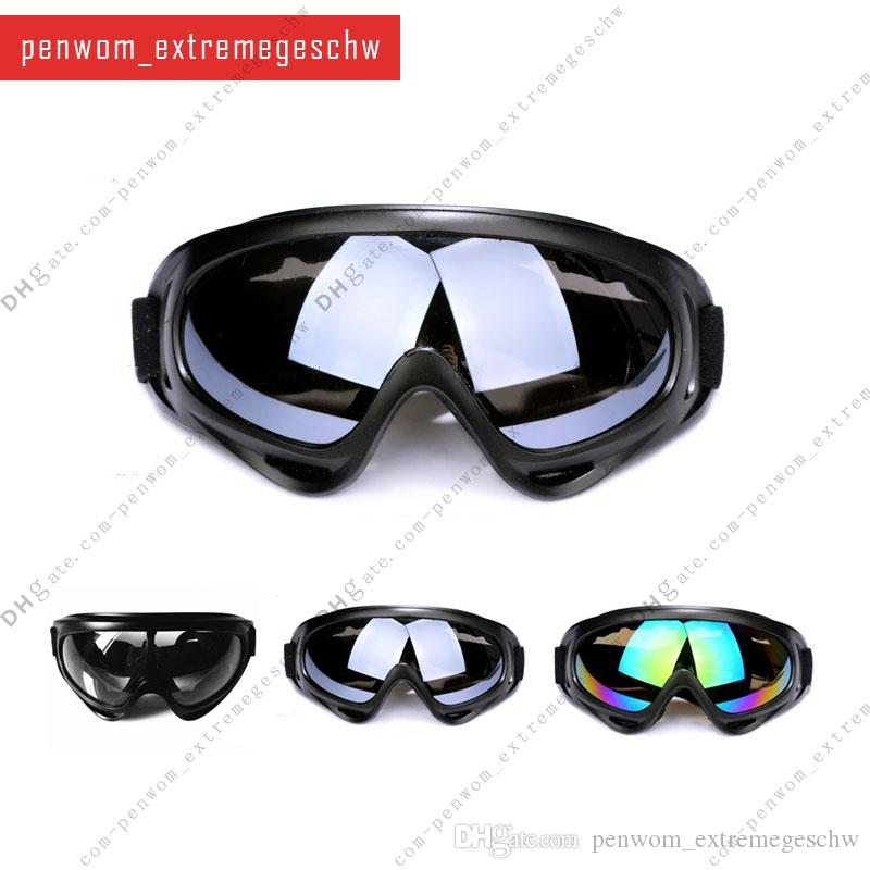 26e2884bf62 2019 Outdoor Biking X400 Glasses Ski Mirror Bicycle Motorcycle Movement  Windproof Glasses Tactical Protection Glasses From Penwom extremegeschw