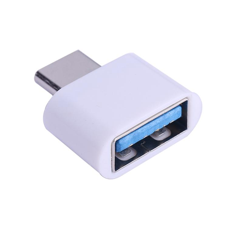 Micro USB OTG 2.0 Hug Converter Type-C OTG Adapter for Android Phone For Samsung Cable Card Reader Flash Drive OTG Cable Reader