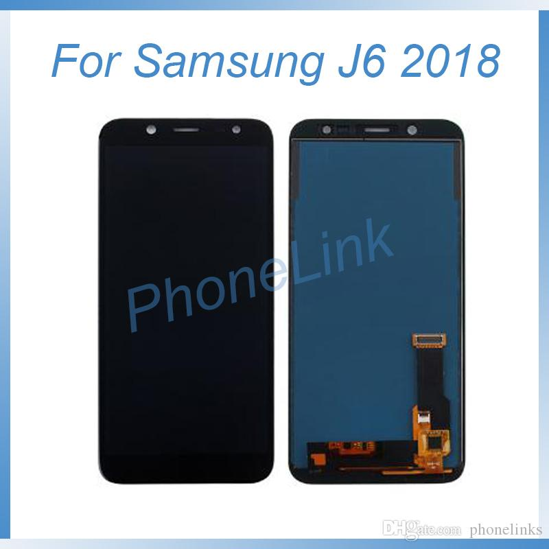 2019 For Samsung J6 Screen Replacement With Lcd Display Touch Digitizer Assembly From Phonelinks 1332