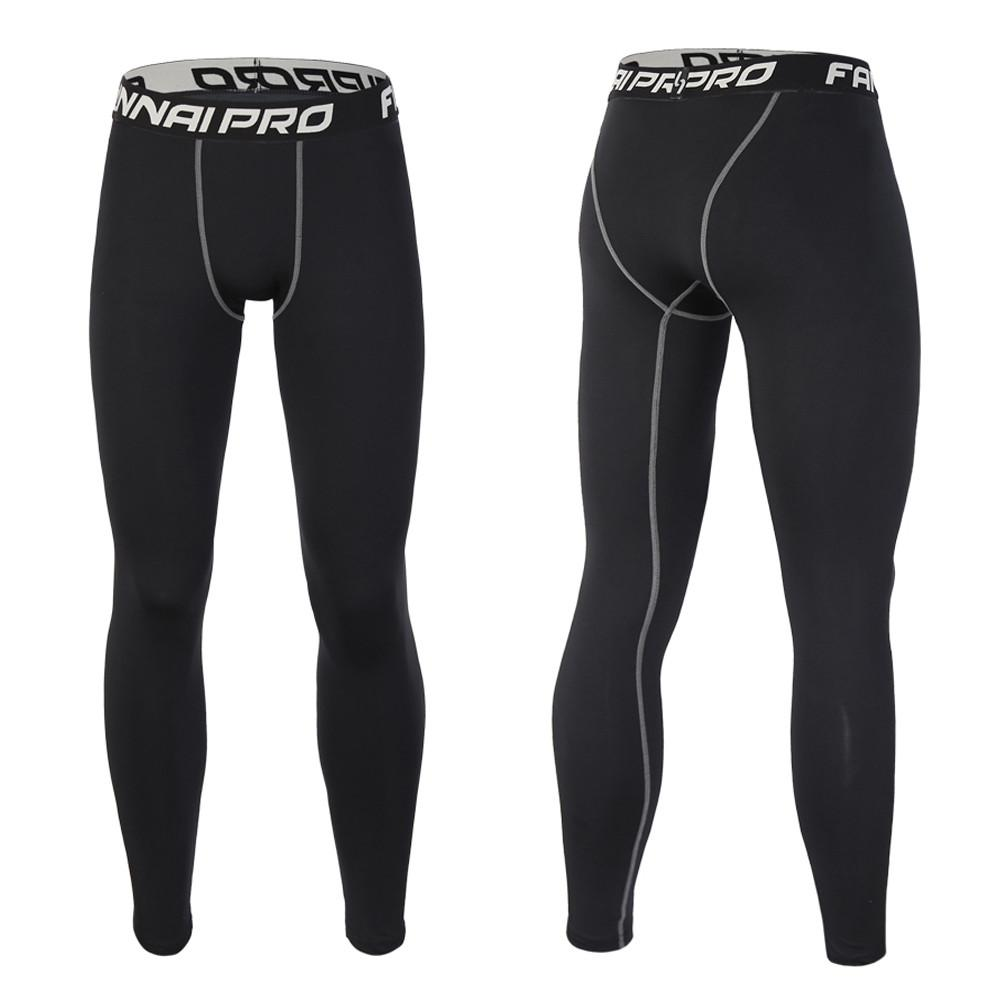 6cb9a7da30b1e Compre Hombre Moda Pantalones Entrenamiento Leggings Fitness Deportes  Gimnasio Running Yoga Athletic 124 A  36.22 Del Flowter