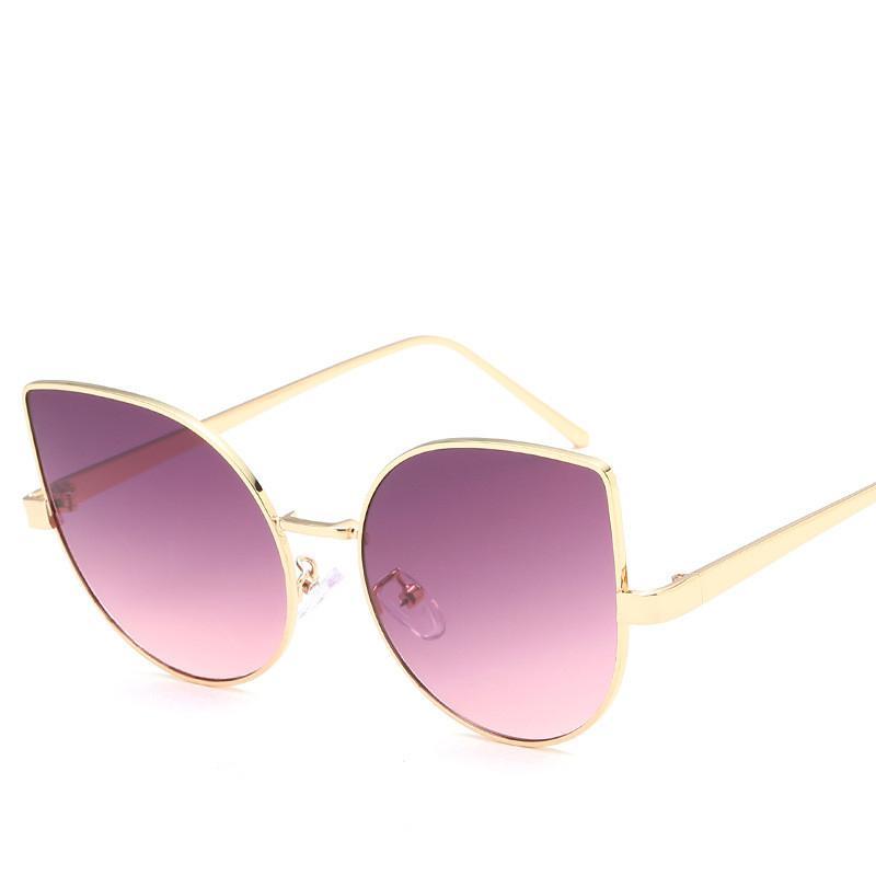 3553af71f1 2019 New Women Sunglasses Famous Designer Full Frame Luxury Glasses High  Quality UV Protection Brand Eyewear Fashion Cat Eye Sunglasses Heart Shaped  ...