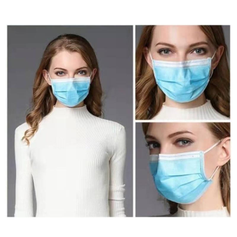 antibacterial disposable mask