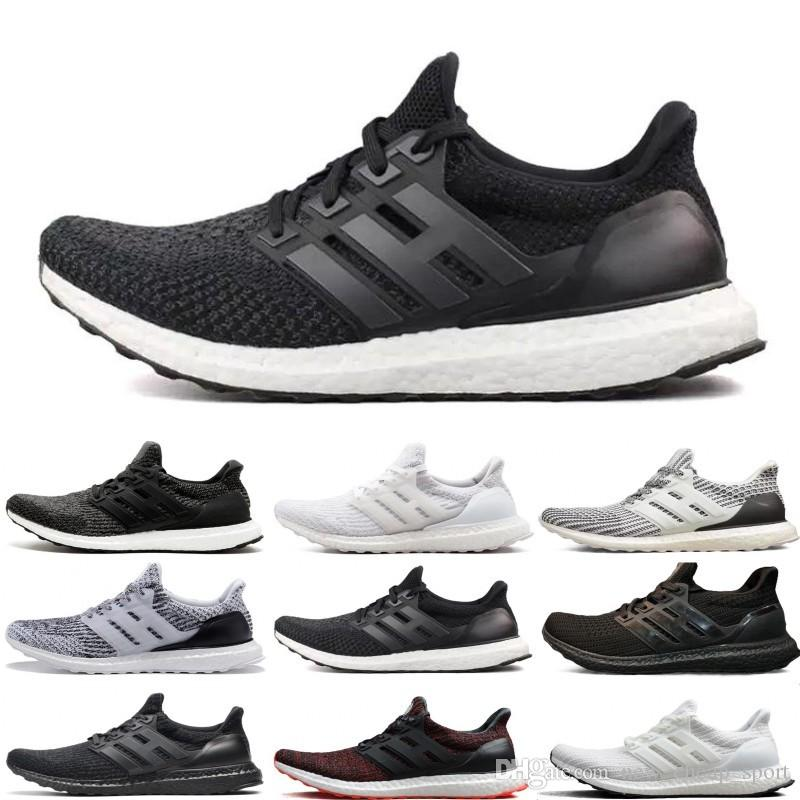 2019s UB 3.0 4.0 Sneaker men women Running Shoes Triple black white CNY mens Sports shoes trainer jogging shoe 36-45
