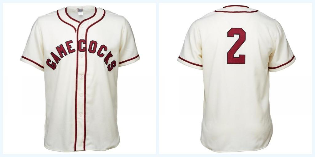 sale retailer 25d1c 6318f University of South Carolina 1967 Home Jersey Any Player or Number Stitch  Sewn All Stitched High Quality Free Shipping Baseball Jerseys