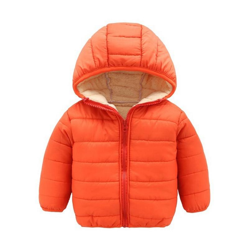 df1a7bb617ba Hot Sale Kids Warm Thick Jackets Coats Winter Long Sleeve Outerwear  Snowsuit Baby Girls Coats Jackets Children S Clothing Boys Warm Jackets  Jackets For Kids ...