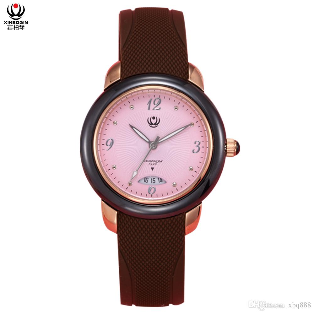 b463b7486 XINBOQIN Supplier Custom Women Watches New Fashion Luxury Quartz Design  Your Own Watch Stock Product Dropshipping Wristwatches Sale Hot Watch  Discount Wrist ...