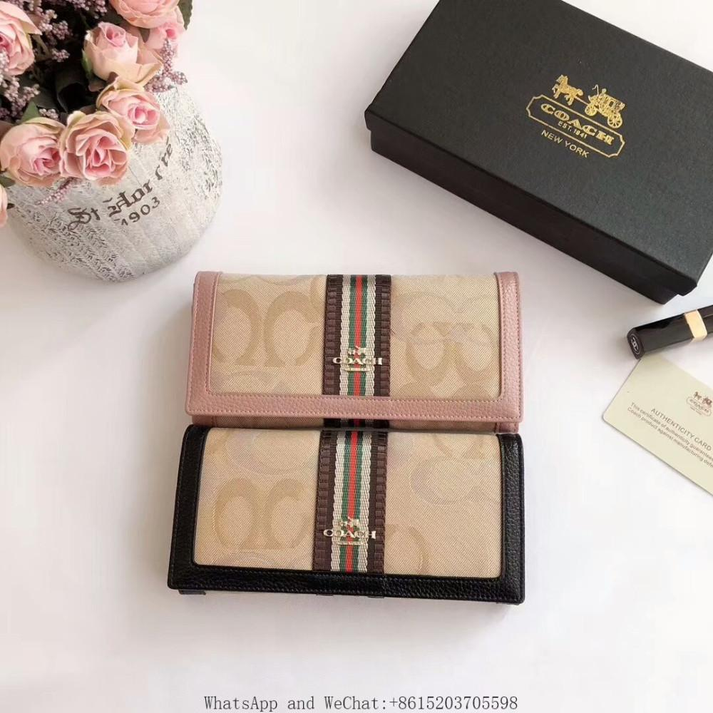ba27ed0486d6 Hot Sell! Wholesale New 2018 Famous Brand Fashion Single Zipper Cheap  Luxury Designer For Women Leather Wallet Lady Ladies Long Purse Handmade  Leather ...