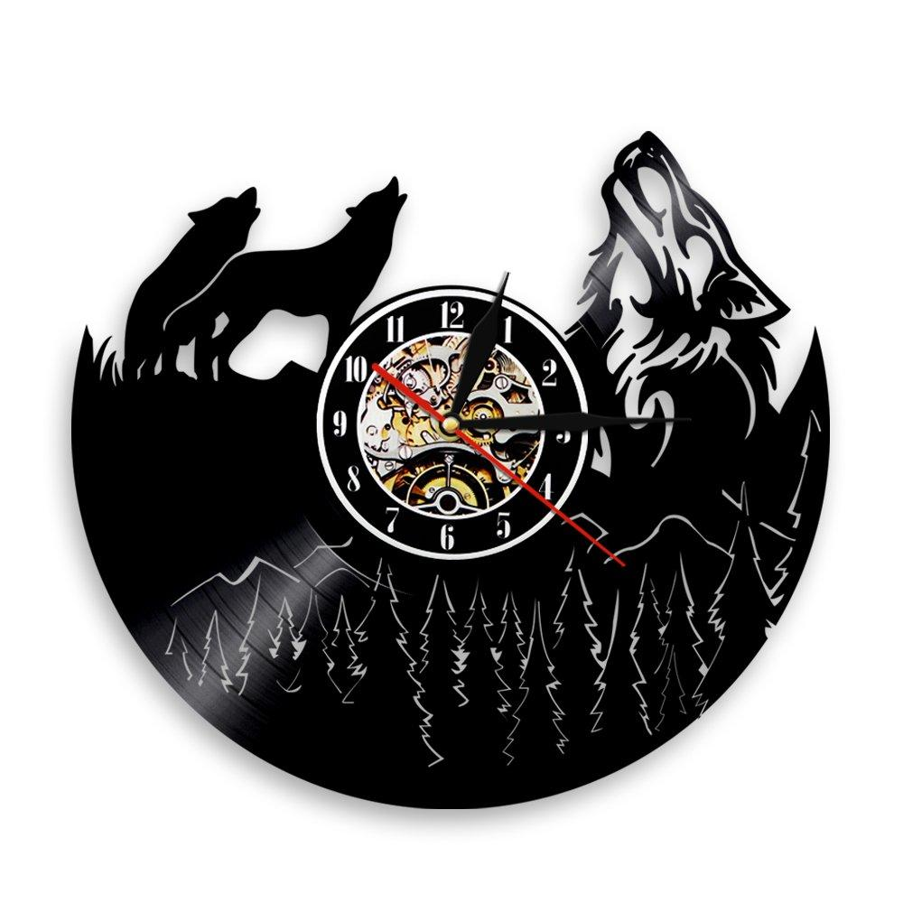 2019 Shinestore Hollow Wolf Vinyl Record Wall Clock Unique Bedroom on wall cabinets for kitchen, bowls for kitchen, large italian wall clocks kitchen, red clocks for kitchen, clock kits for kitchen, lanterns for kitchen, electric clocks for kitchen, candles for kitchen, plates for kitchen, rustic clocks for kitchen, wall decals for kitchen, atomic clocks for kitchen, decorative pillows for kitchen, magnetic clocks for kitchen, country clocks for kitchen, wall clocks sports, bookcases for kitchen, wall art for kitchen, unique wall clocks kitchen, wall maps for kitchen,