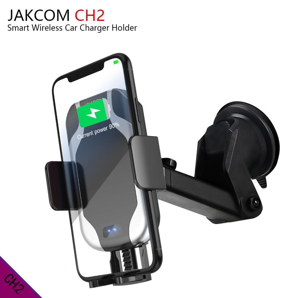 Soportes Para Moviles Coche Jakcom Ch2 Inteligente Cargador De Coche