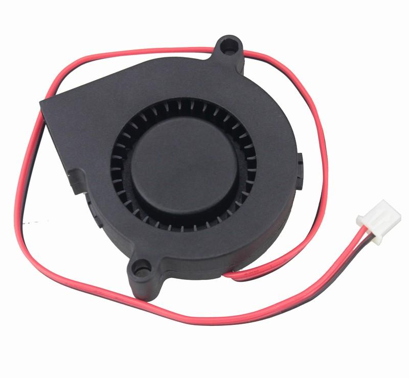 DC 24V 5CM 5cm cm 50MM 50X15 Brushless Turbine Snail Blower Cooling Fan
