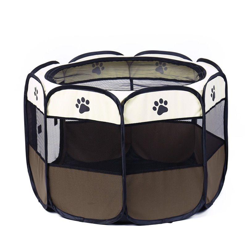 2019 portable folding pet carrier tent dog house playpen multi rh dhgate com