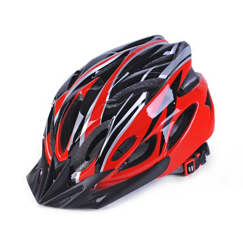 Ultralight Bicycle Helmets Adult Bike Helmet Men Women Cycling Bicycle Road Bike One-piece Male And Female