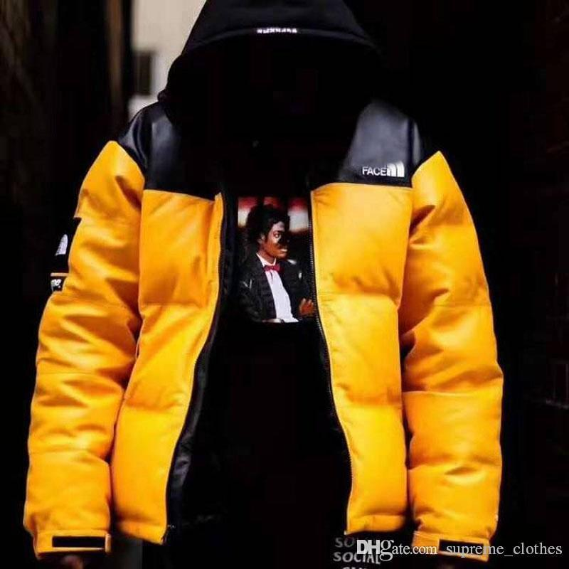 2018 Mens designer The face North winter coats mens winter down jacket Clothes clothing luxury jackets brand streetwear windbreaker fur coat