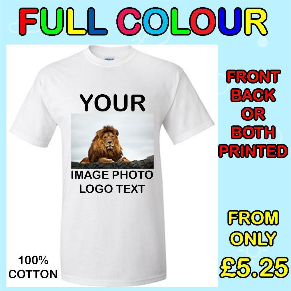 97837afbf908 Your Image Text Photo Logo T Shirt Printing Personalized Stag Hen Party DTG  Long Sleeve Shirt T Shirts Design From Jie80, $14.67| DHgate.Com