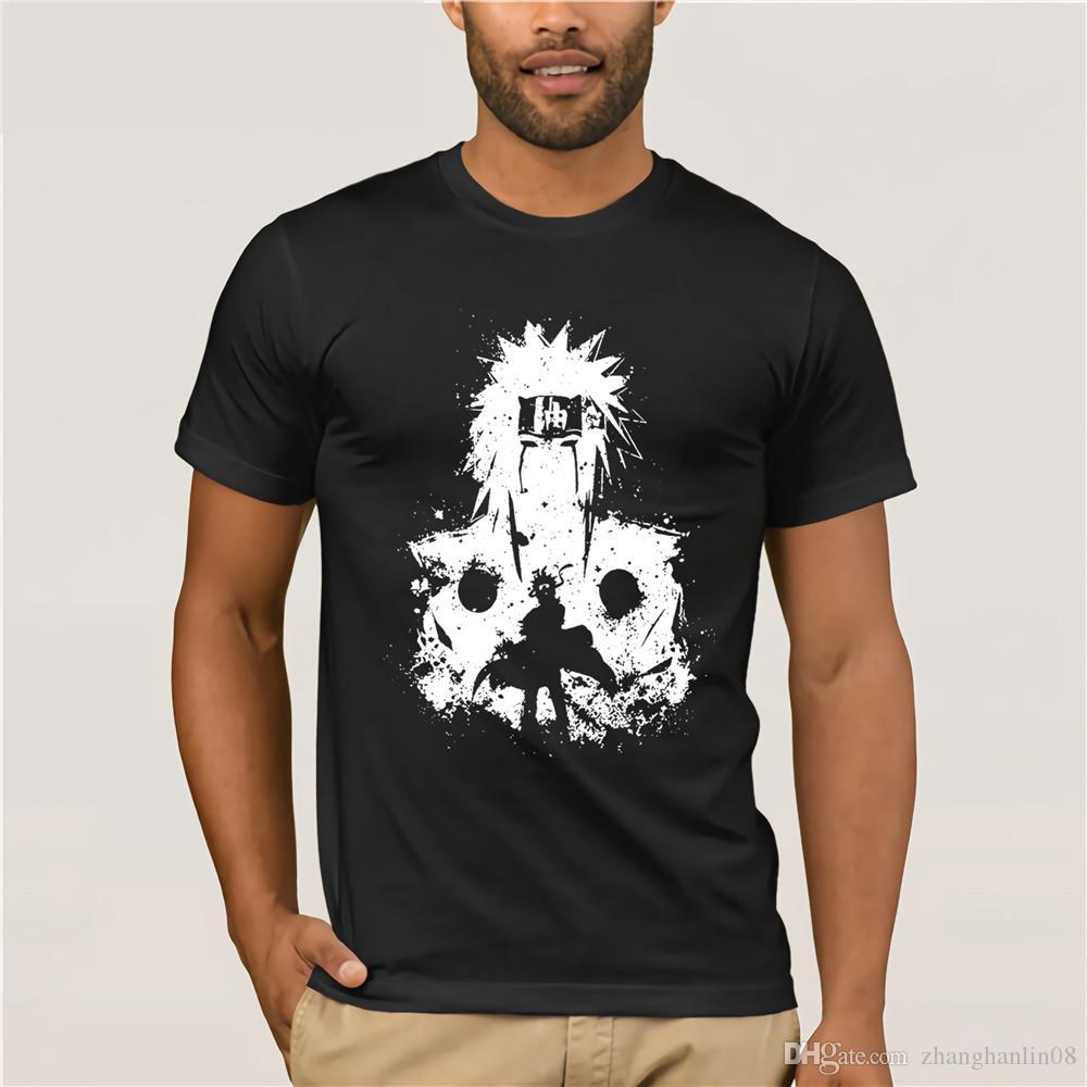 Compre Sennin Modo NARUTO Camiseta XXXL Manga Curta Personalizado Roupas  Masculinas Pp Car Styling Algodão Crewneck Camisas Engraçadas De T De  Zhanghanlin08 ... 41ab0f08b9c