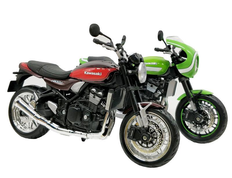 Acheter Maisto 112 Kawasaki Z900rs Cafe Modèle Miniature De Moto