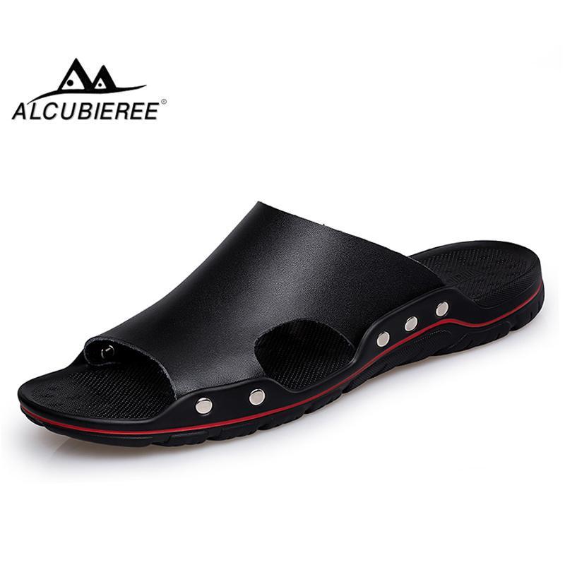 Shoes Men's Shoes Merkmak 2019 Men Summer Flip Flops Shoes Casual Beach Sandals Male Fashion Outdoor Slipper Flip-flops High Quality Footwear Male Colours Are Striking