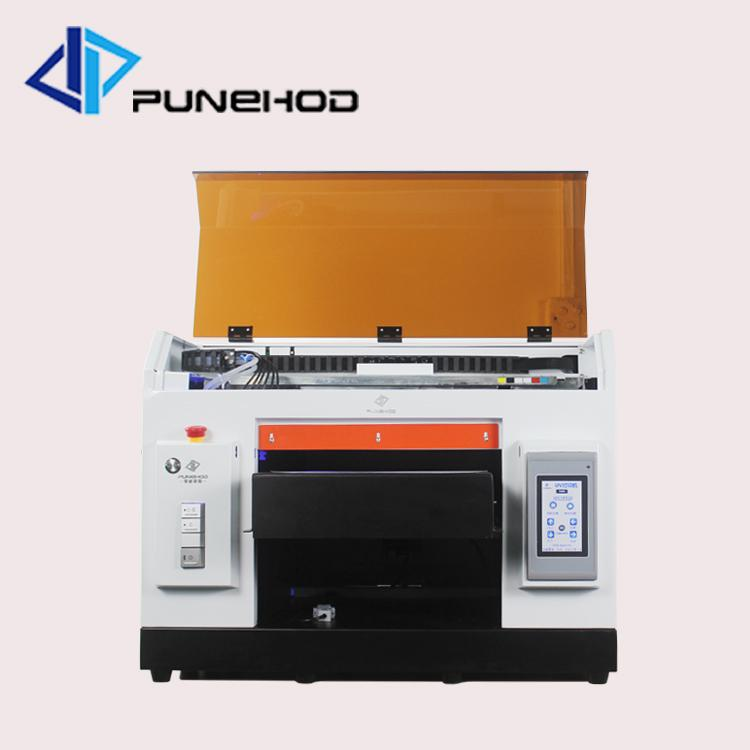 A3 Size UV Flatbed Printer Head Digital Direct Jet To Textile Printing  Machine