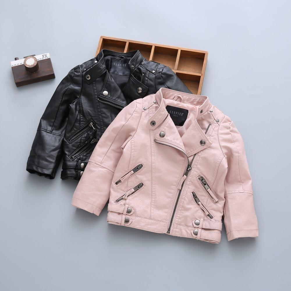 15cf10ca Pu Boys Kids Spring Winter Coats With Fur Leather Jacket Girls Winter  Outdoor Jackets Children Strong Boys Red Jacket Toddler Boy Winter Jackets  From Noock, ...