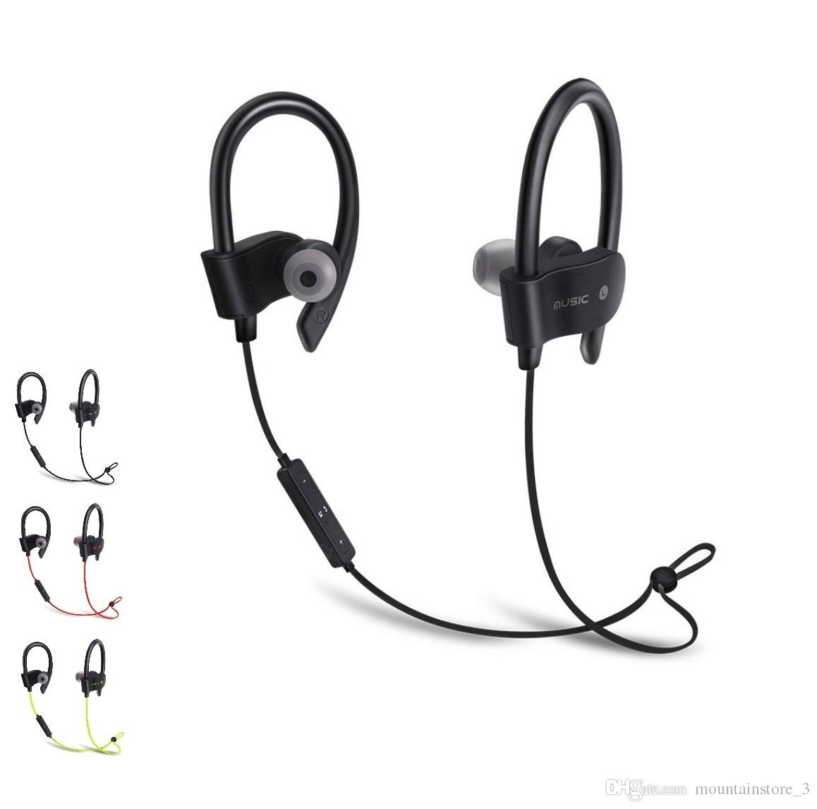 761c5d3cc45ca3 56S Wireless Bluetooth Earphones Waterproof IPX5 Headphone Sport Running  Headset Stereo Bass Earbuds Handsfree With Mic Retail Online with  $15.4/Piece on ...