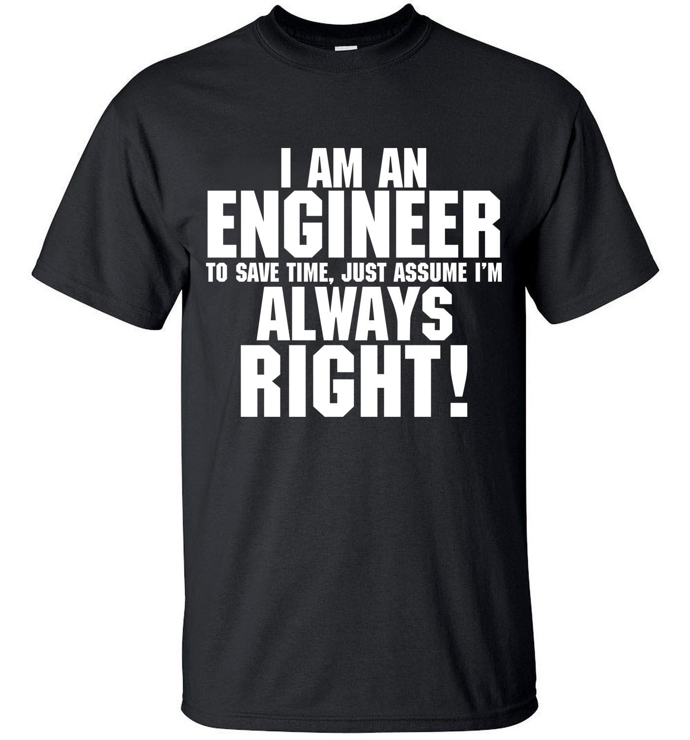 16767310d46 2019 Funny Trust Me I Am An Engineer Fashion Streetwear T Shirt Mens T  Shirts Tops Tees Top Brand Slim Clothing Pp Crossfit Long Sleeve Shirt T  Shirts ...