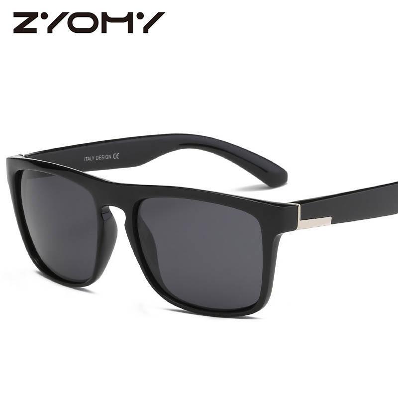 3020bf3605f Goggle Sport Sunglasses UV400 Men Glasses Driving Glasses Oculos De Sol  Brand Designer All Fit Mirror Sunglass Polarized Cat Eye Sunglasses Round  Sunglasses ...