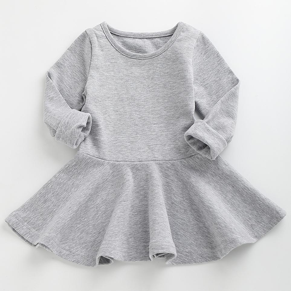 ec892969dd1 Christmas Princess Dress For Girls Kids Cotton Costumes Children Vestidos  Girl Party Dresses Winter Girls Long Sleeve Clothes