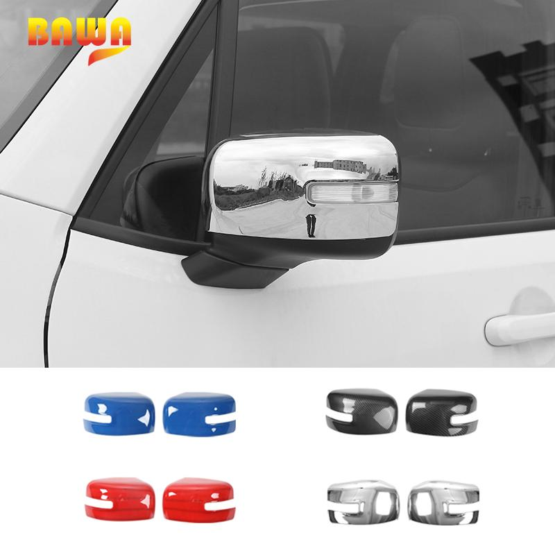 2019 Bawa Car Stickers For Jeep Renegade 2016 2017 Rearview Mirror