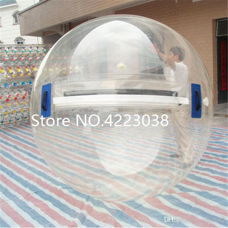 Free shipping factory transparent walk on water ball,inflatable water walking ball,Zorb ball for water pool