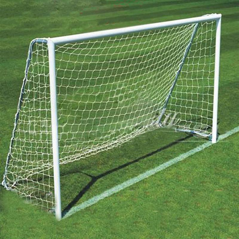 9dc648870dc 2019 Super Sell Football Soccer Goal Post Net 2.4x1.8m For Sports Training  Match Outdoor White From Walon123