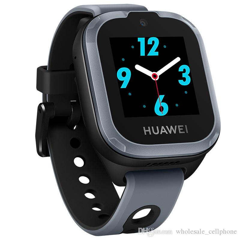 Original Huawei Watch Kids 3 Smart Watch Support LTE 2G Phone Call GPS HD Camera Wristwatch For Android iPhone IP67 Waterproof SOS Watch