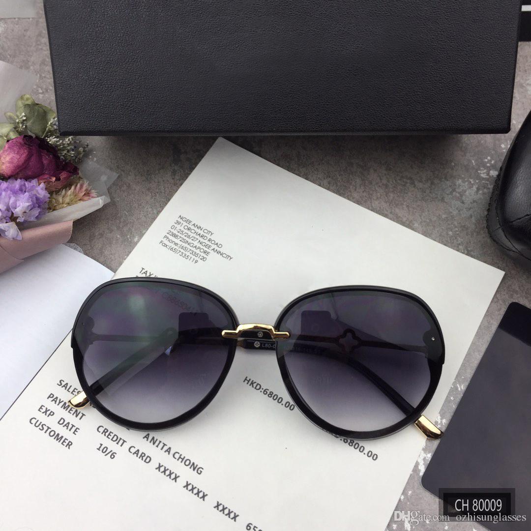 2ef603c1f2 Acheter Chanel CH80009 Luxe 80009 Lunettes De Soleil Pour Hommes ...