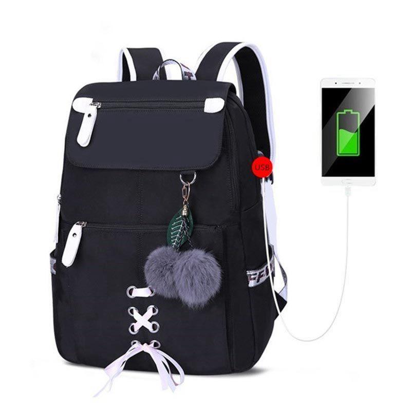 Cute Japan And Korean Style Fashion Backpack Women Girls Bag Middle School Backpack School Bags For Teenage Girls Back Pack