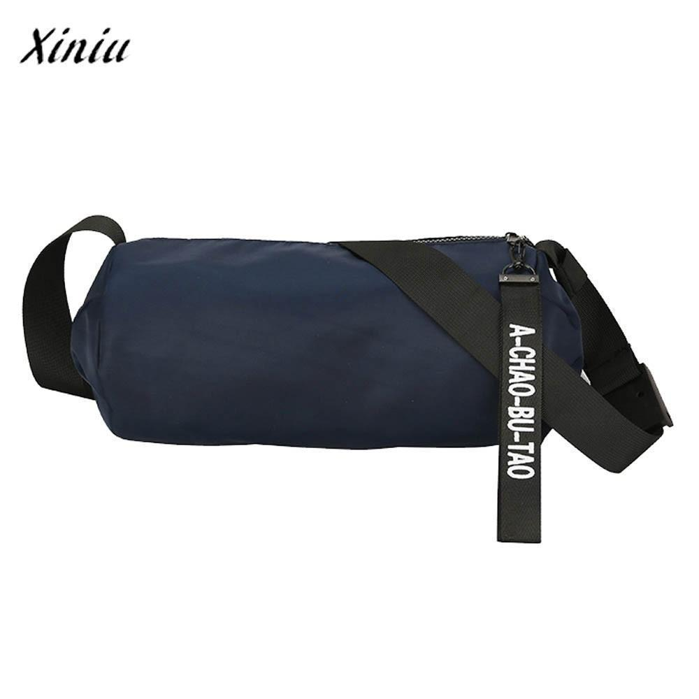 6027ffa47b Xiniu Famous Brandclips Colors Fashion Street Hip Hop Shoulder Diagonal Bag  Pretty Style Daily Drum Couple Leisure Bag Messenger Bags For Men Hobo Bags  From ...