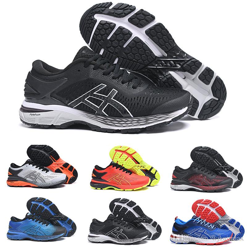 best service 6ef75 08245 Shoes For Men Kayano25 Gel-Quantum 360 Shift Mx And Knit 2 Casual Shoes Men  S New Fashion Lace Breathable Casual Shoes For Men