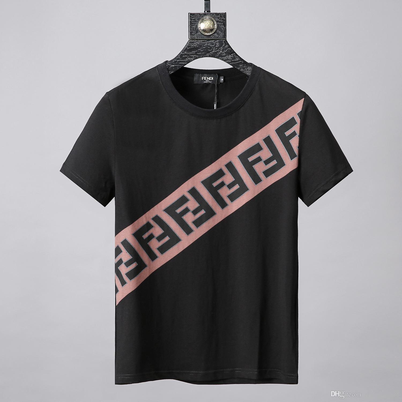 5ec93adfd 2019 New Spring Summer Fashion Polo Mens Designer Brand T-shirt ...