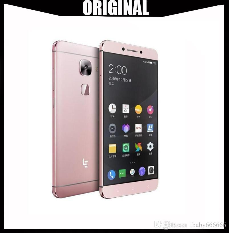 Wholesale Original 5 5 Letv LeEco Le Pro 3 X720 Mobile Phone 4G RAM 64G ROM  Snapdragon821 Quad Core 16MP 4070mAh 4G LTE phones F