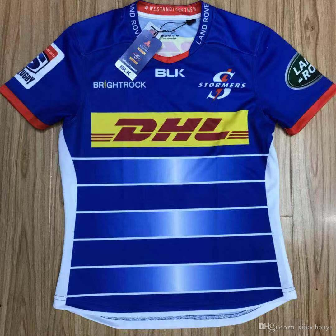 7b71154587f 2018/19 STORMERS MEN'S HOME JERSEY Stormers 2018 SOUTH AFRICA Super Rugby Shirt  Stormers 2018 Home Super Rugby Shirt Size S - 3XL New Zealand RUGBY LEAGUE  ...