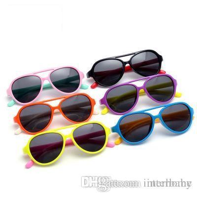 846ee9dc03929 Kids Sunglasses Children Polarized Sunglasses Creative Glasses ...
