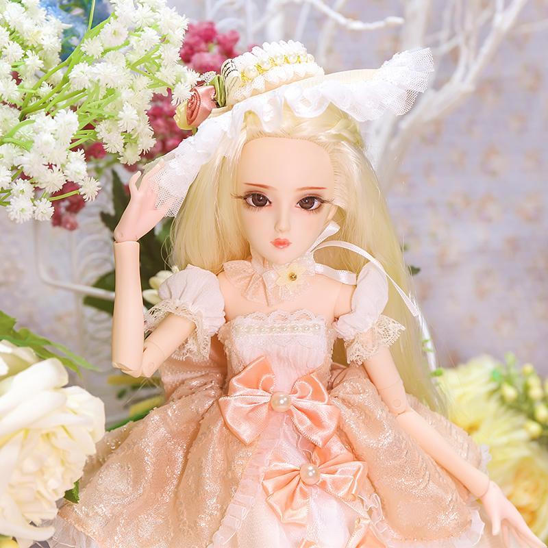 5bd5713a62b16 Satın Al Servet Günlüğü Günlüğü Kraliçe 1/4 MMGIRL Bjd Doll Kila ...