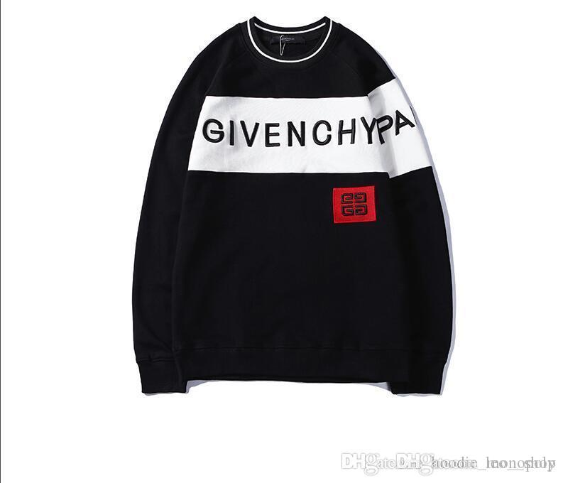 e6f009ff high quality Mens Hoodie fashion Sweatershirt Sweater Men Hoodies  xxlGIVENCHY Clothing hip hop Streetwear men s pullover coat