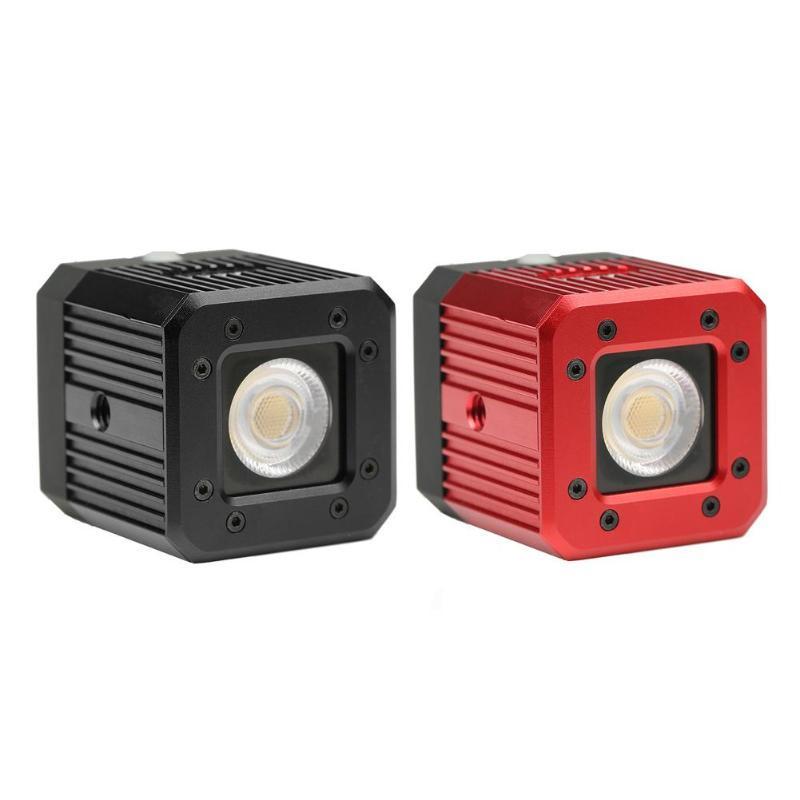 20m Caméra 65ft La 3200k De À Étanche Dimmable Lumière Led 5600k Lampe SMVGzpqU